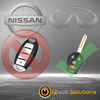 2014-2015 Nissan Rogue Select Remote Start Plug and Play Kit (Standard Key)