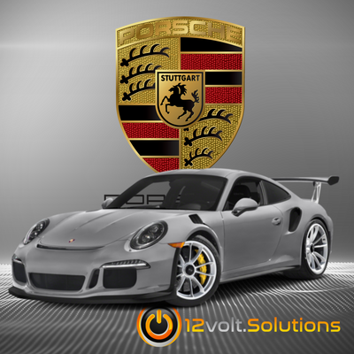 2013-2019 Porsche GT3 Plug and Play Remote Start Kit