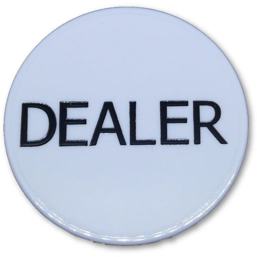 Dealer Button Hold'em and Omaha Poker