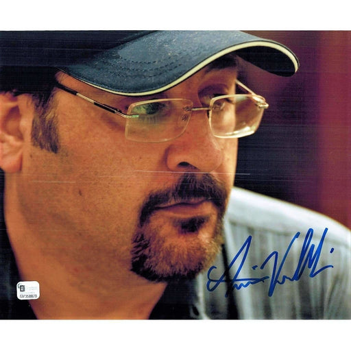 Amir Vahedi Poker Pro Autographed 8X10 Photo GAI Certified #878