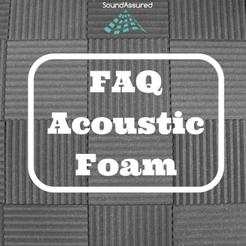 Acoustic Foam FAQ
