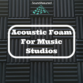 Soundproofing Foam For Music Studios - Simple Recording Tip