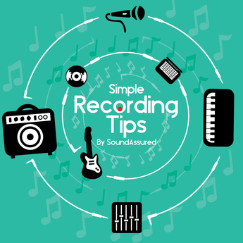 Using Guitar Pick Thicknesses To Get Different Sounds When Recording - Simple Recording Tip
