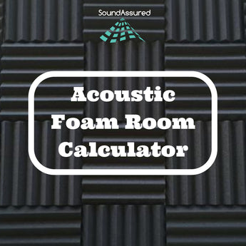 Acoustic Foam Room Calculator