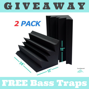 Free Bass Traps - Enter To Win Our Contest!