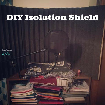 Portable Vocal Isolation Booth Design Plans DIY