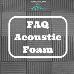 Acoustic Foam Frequently Asked Questions