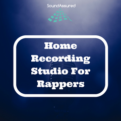 home recording studio for rappers