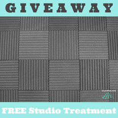 Studio treatment giveaway