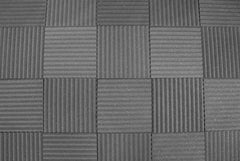 acoustic foam wedges open cell made of open cell polyurethane foam