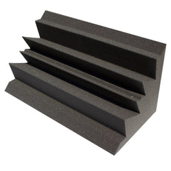 Acoustic Foam Bass Traps - 12x12x24 Inch - 13 Colors