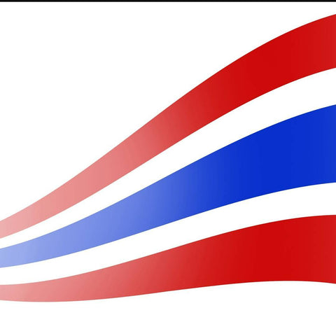 Thai flag means good food