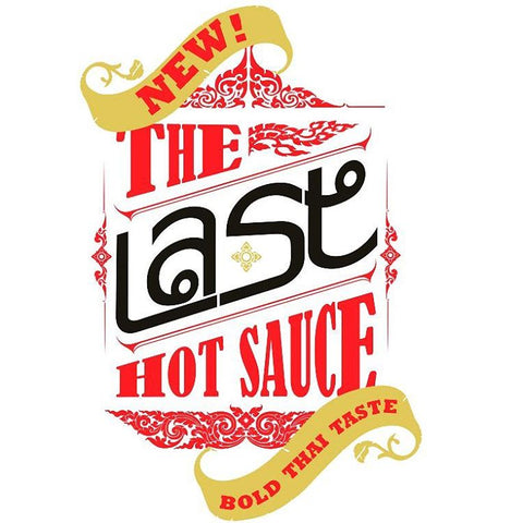 The Last Hot Sauce Logo