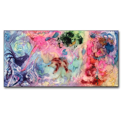Abstract Painting, Colorful Wall Art Painting, Large Original Abstract Art, Modern Fine Art On Canvas