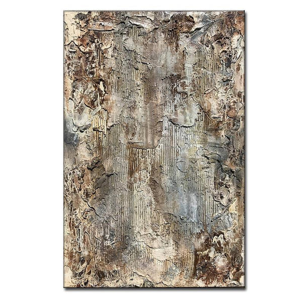 Original Textured Abstract Painting, Wall Art Painting, Contemporary Art, Abstract Art, Modern Fine Art - New Wave Art Gallery