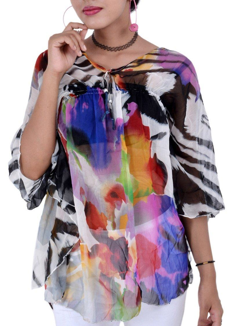 How to look Gorgeous with this amazing Kaftan tops