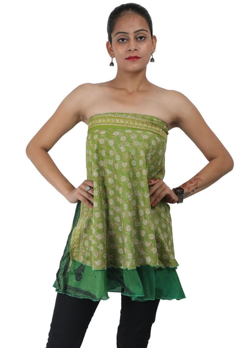 Wevez Large Beach Sarong Wrap Saree Skirt