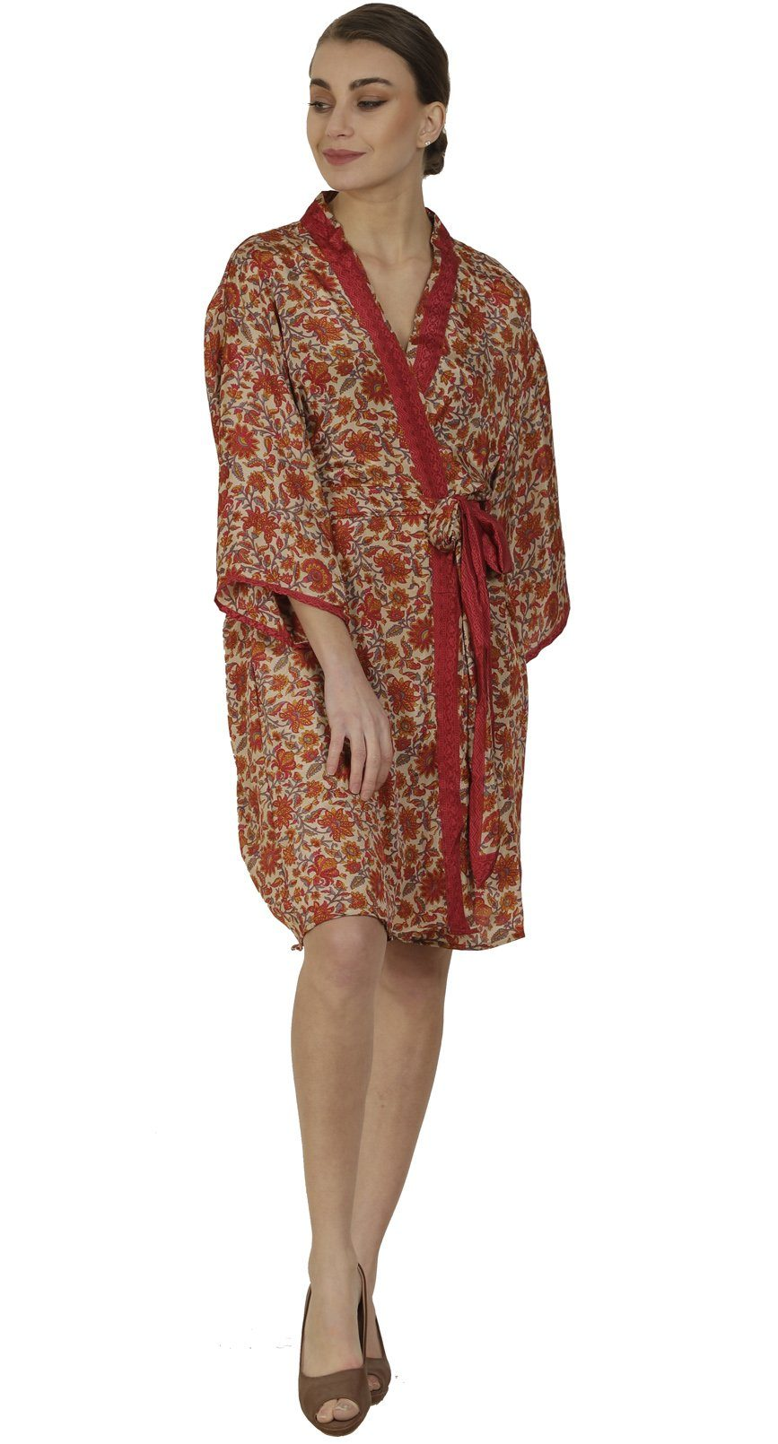 Wevez Pack of 03 Beach Cover Ups Gown / Dress