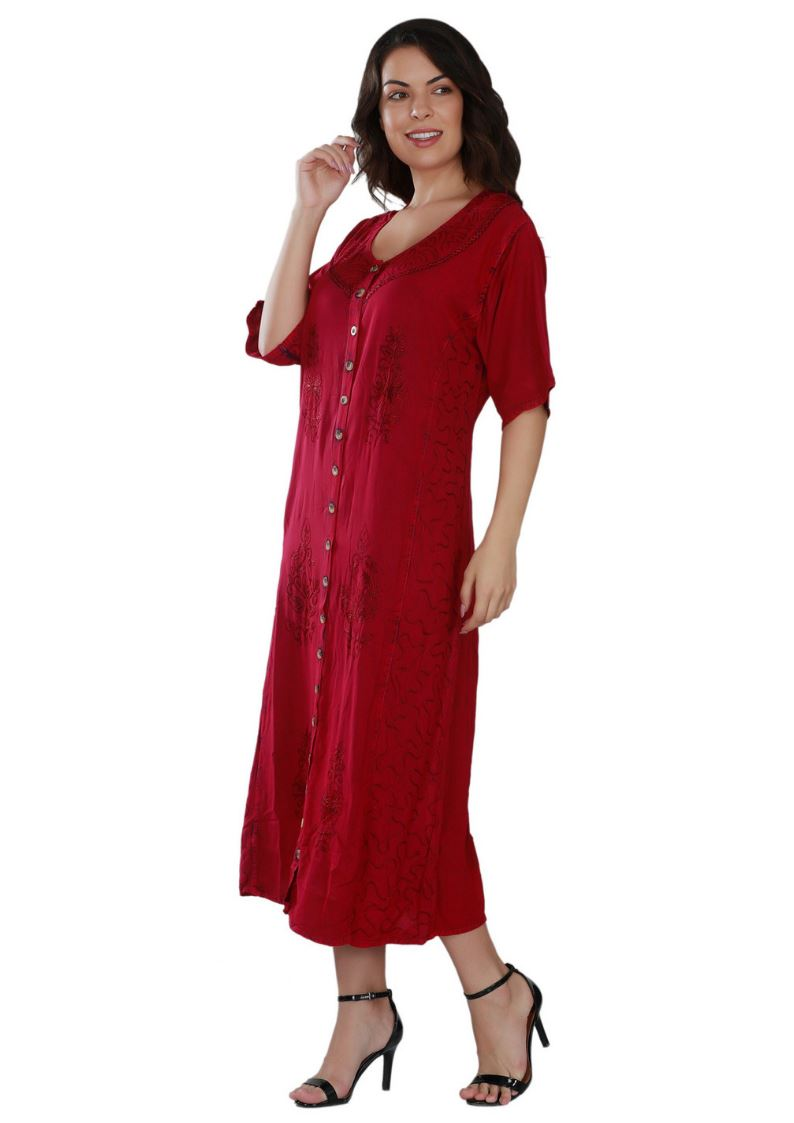 Wevez pack of 3 Trendy Wholesale Clothing Women Dresses with Sleeves