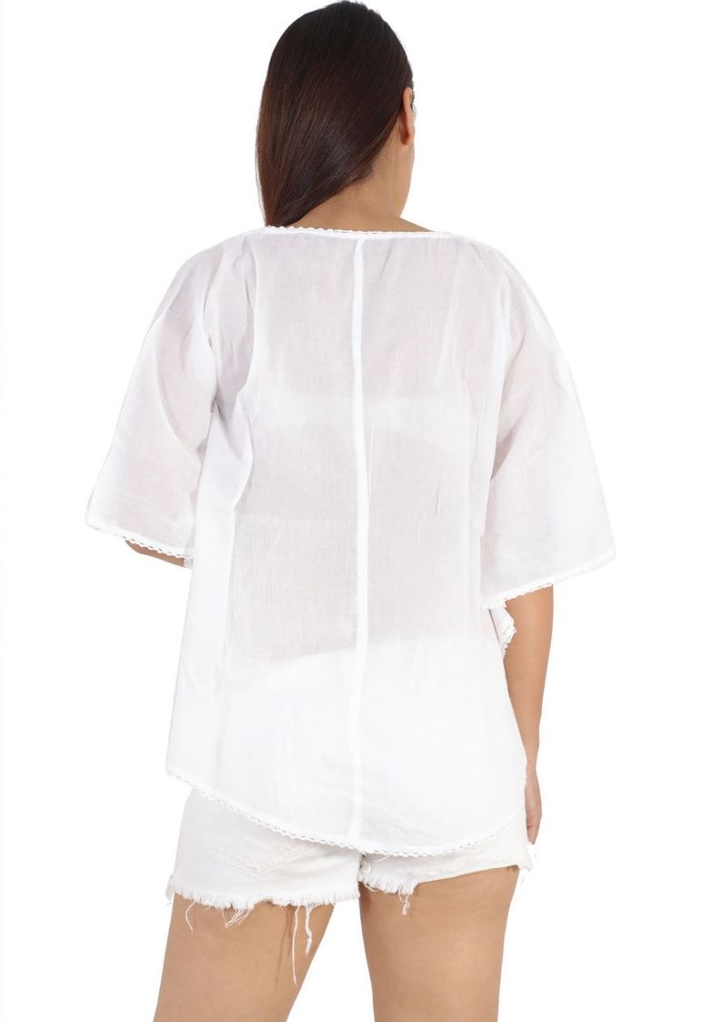 Wevez Short White Australian Summer New Design Tops - Pack of 3