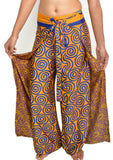 Wevez Women's Thai Fisherman Pants, One Size, Assorted