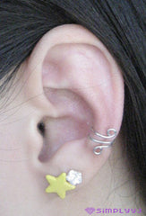 Simplicity Charms Ear Cuff