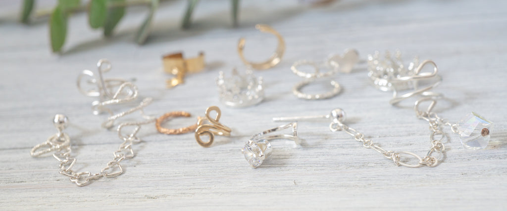 Simplicity Charms Earrings