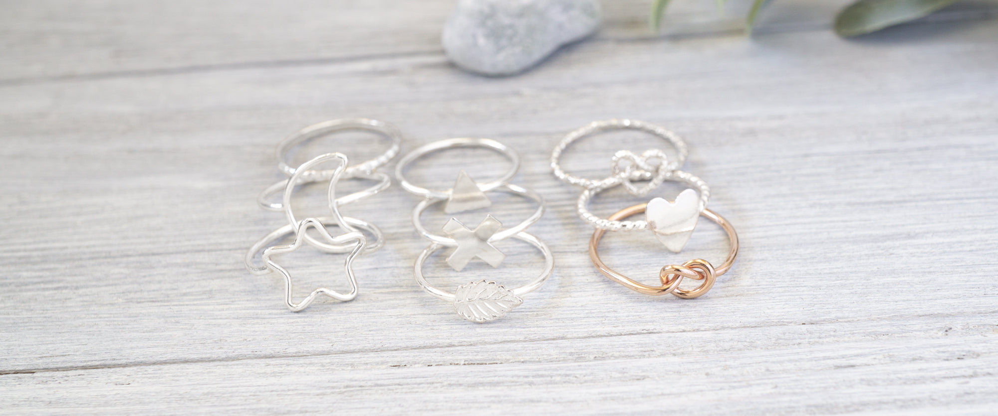 Midi Rings Collection