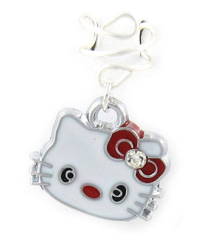 Ear Cuff w/Hello Kitty Charm