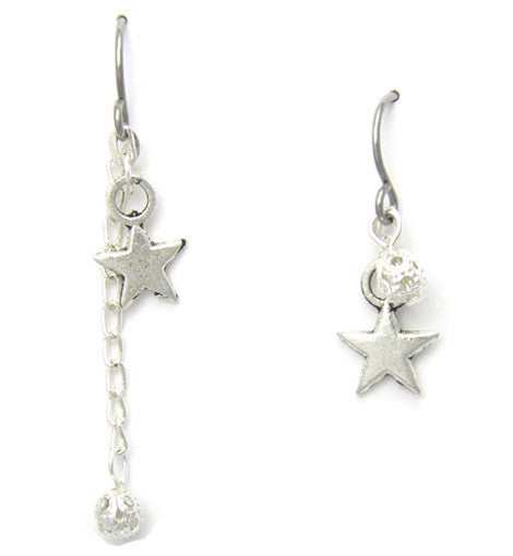 Star Eclipse Earring