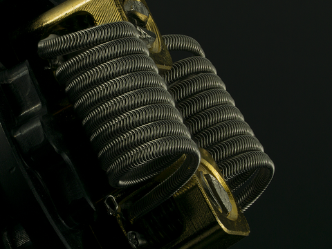 4mm Series Coils .33 ohms