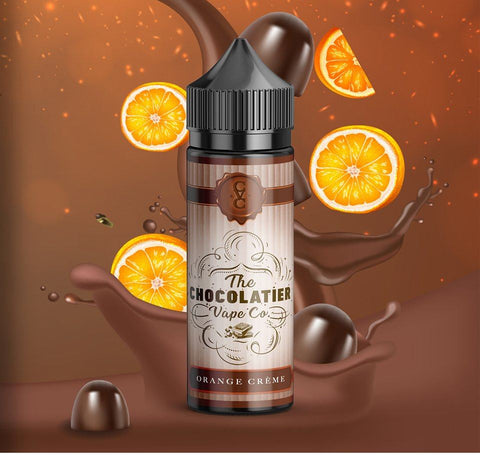 Orange Creme 100ml RTV