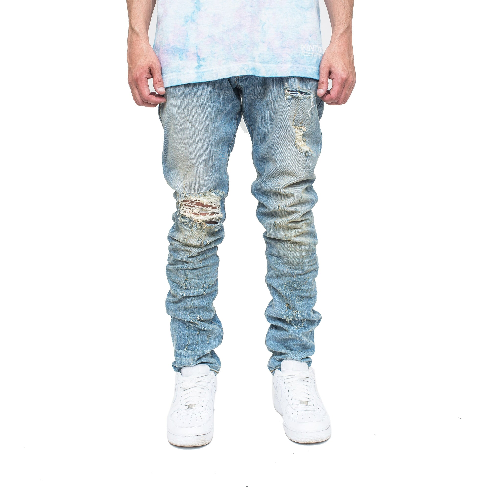 Desert Soil Wash Denim