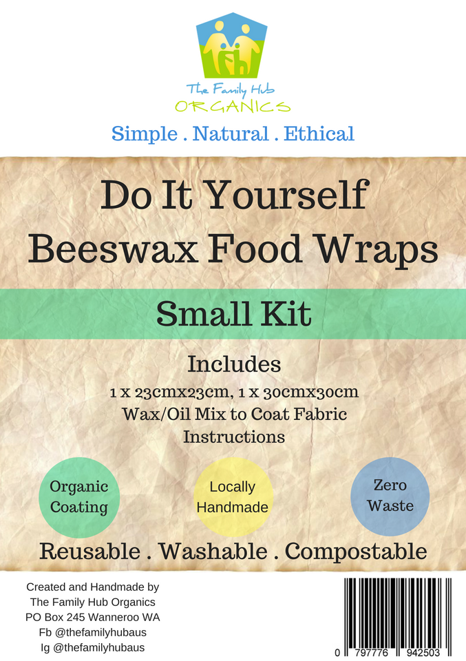 DIY Beeswax Food Wraps