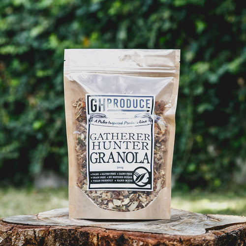 GH Produce Gatherer Hunter Granola 300g