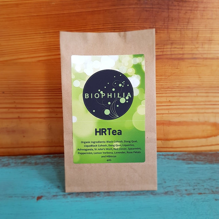 Biophilia Loose Leaf Tea- 'HRTea', 40g