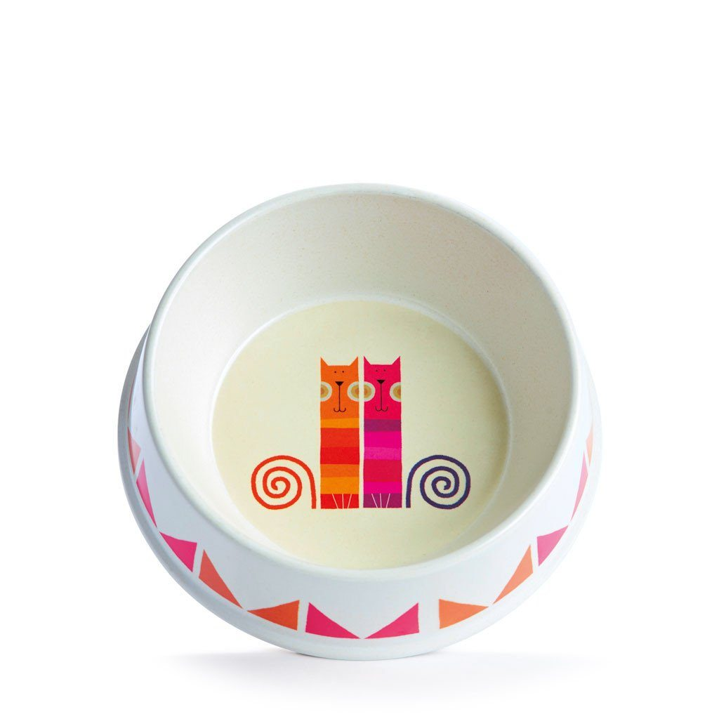 Pet Bowl | Cats in Love: Eco-Friendly Anti-Skid Pet Bowl Eco Pet Dylan Kendall
