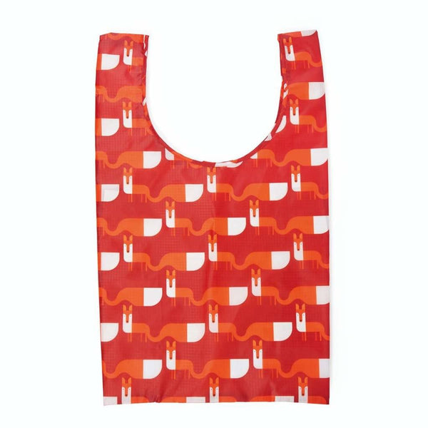 Shopping Tote | Crafty Fox - Reusable Bagette™ Made from Recycled Plastic Bagette Dylan Kendall
