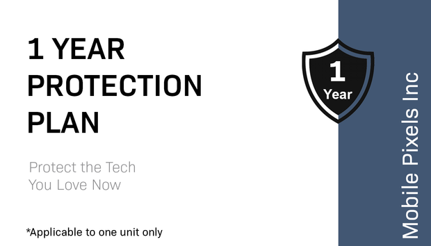 1 Year Extended Protection Plan with Tech Support