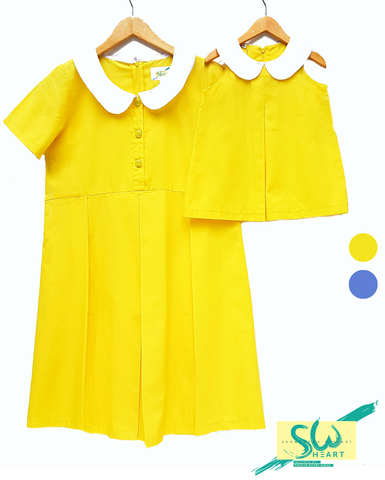 Dress Classic Yellow (Mom)