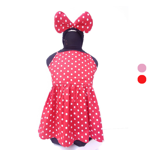 Set Minnie Mouse Red