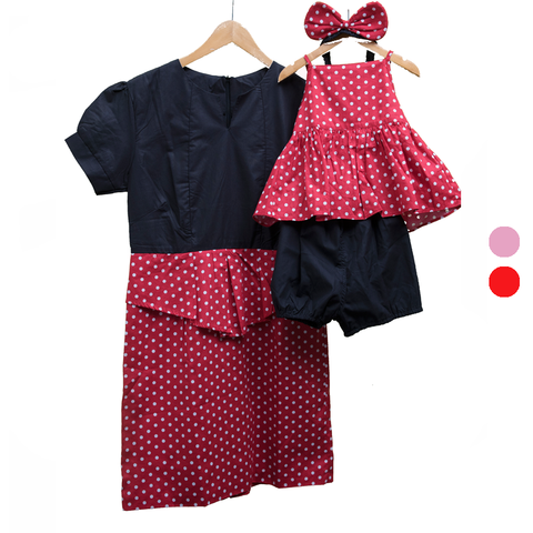 Dress Minnie Mouse (Mom)
