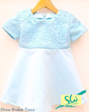 Dress Brokat Tosca (Kids)