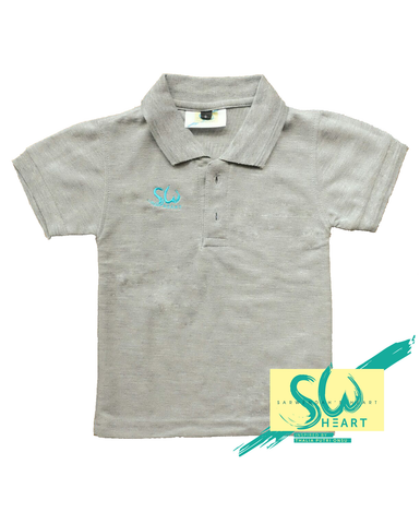 Polo Shirt Gray