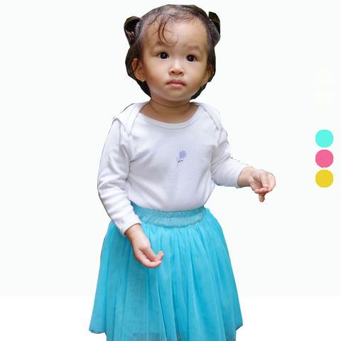Ballerina Blue Skirt (Kids)