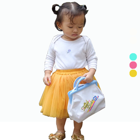 Ballerina Yellow Skirt (Kids)