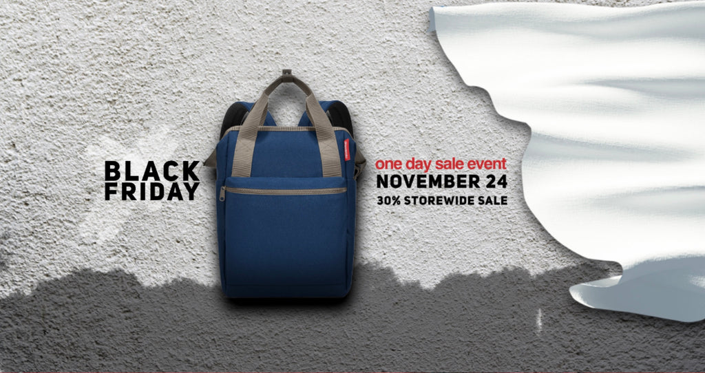 Black Friday Singapore — 30% Off Storewide Reisenthel® Bags