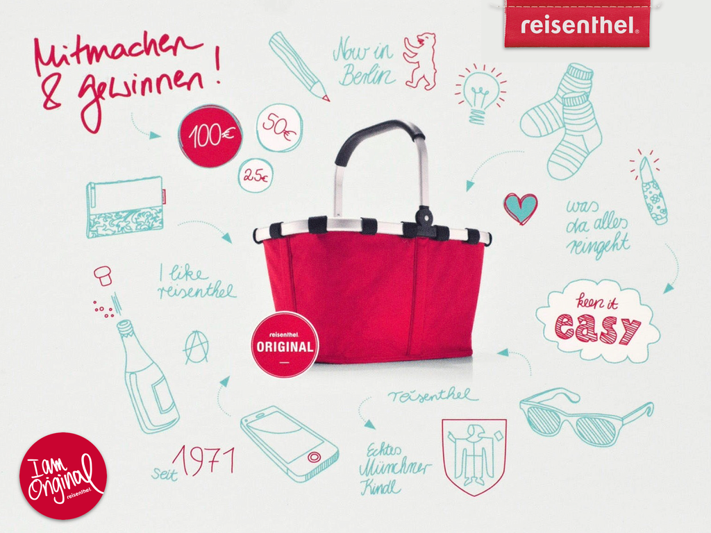Reisenthel Singapore The iconic carrybag