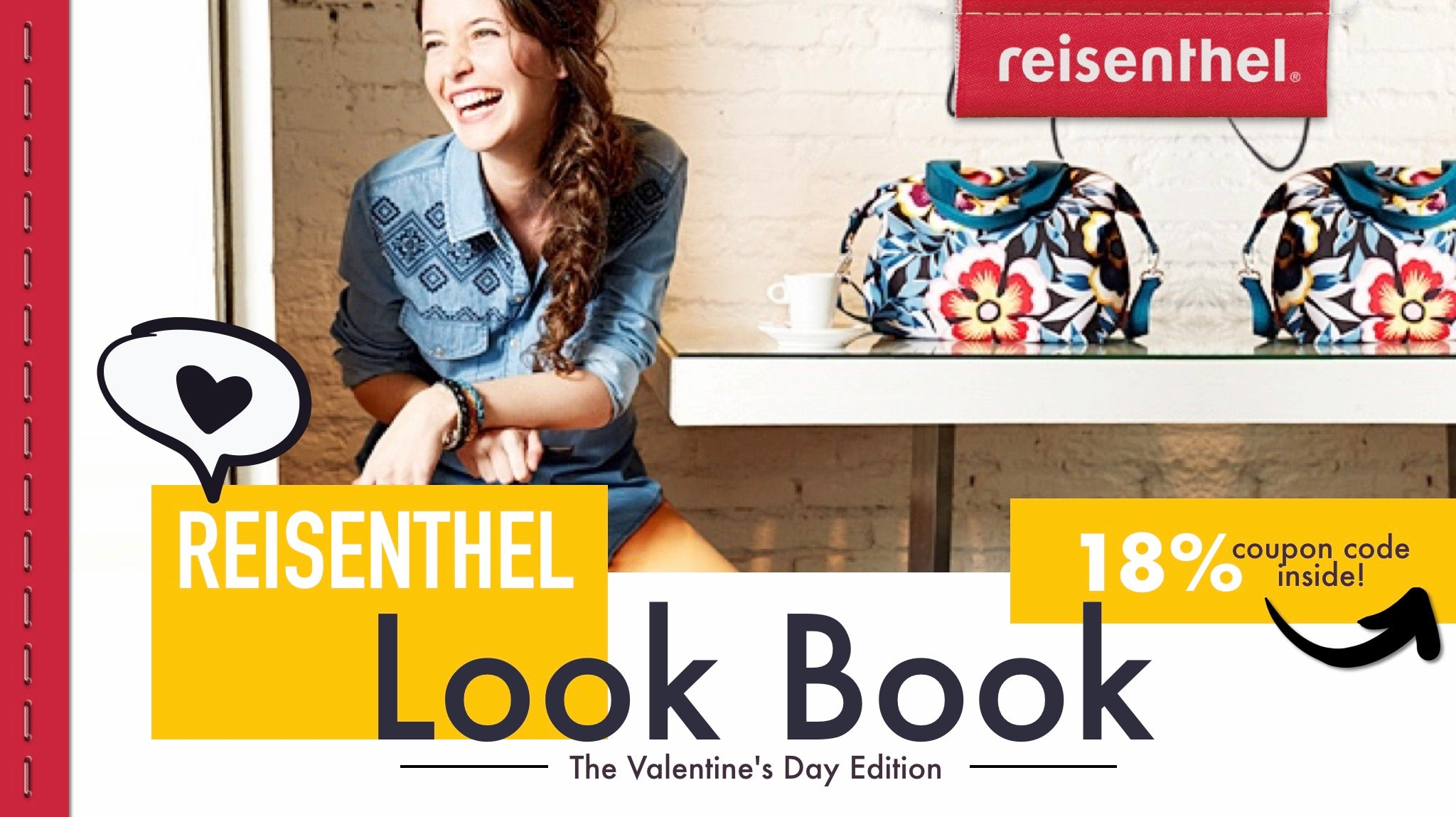 reisenthel® Singapore Look Book Valentine's Day Edition