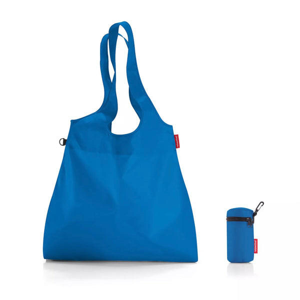 Mini Maxi Shopper L French Blue